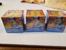 3 New Paw Patrol MIGHTY PUPS Series 4 Paw Mini Figures Blind Box Unopened