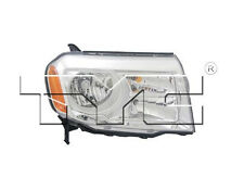 TYC Right Side Halogen Headlight Assy For Honda Pilot 2012-2015 Models