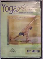 Yoga Flow: A Basic Practice for Everyone (DVD - Like New) Jeff Martens
