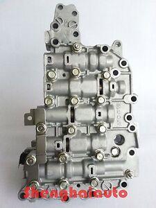 RE0F10A JF011E Gearbox Valve Body For Nissan Mitsubishi Suzuki Peugeot 07-ON