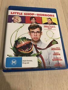 Little Shop of Horrors - The Directors Cut - Blueray PAL