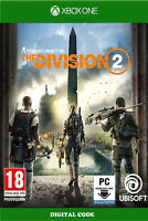 Xbox One Tom Clancy's: The Division 2 - Microsoft Xbox One Digital Code - Global