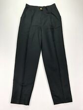 NEW Vintage Salvatore Ferragamo Women's High Rise Dress Pants • Italy • Size 10