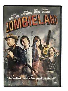 Zombieland (DVD, 2010) Free Shipping!