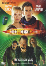 DOCTOR WHO - THE WATERS OF MARS (DAVID TENNANT) (DVD)
