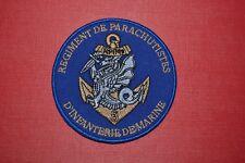 insigne militaire patch armée écusson 8e RPIMa Parachutistes Infanterie Marine