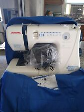 25th Limited Edition New Janome Jem Silver Sewing Machine