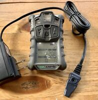 MSA Altair 4X, 4 Head Multi-Gas Monitor Detector calibrated With CHARGER #7