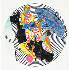 FRANK STELLA Imaginary Places 2 1996 TYLER GRAPHICS Ltd. Edition Prints