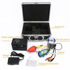 Wireless WiFi Fish Finder Underwater Fishing Camera Monitor 1000TVL Night Vision