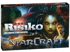 Risk Starcraft Star Craft Collector'S Edition Board Game Game New