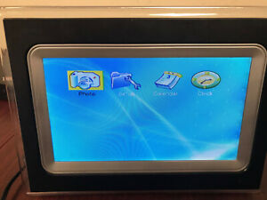 "Trutech 7"" Inch Digital Picture Frame"