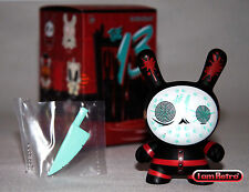 "Mad Butcher #1 - The 13 Dunny Series by Brandt Peters x Kidrobot 3"" Fig NEW"
