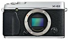 Fujifilm X-E2 Mirrorless Digital Camera (Silver Body Only) (Intl Model) Version