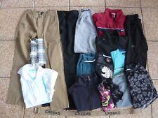 Lot vêtement homme taille Small ou garçon 16 ans pantalon gilet tee shirt ceintu