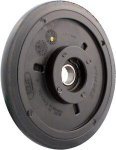 Black - Yamaha KIMPEX Idler Wheels 178mm OEM Replacement 298953 4702-0141