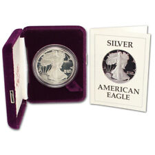 1987-S American Silver Eagle Proof