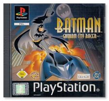 ps1 BATMAN - GOTHAM CITY RACER PlayStation Pal