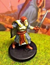 Human Cleric D&D Miniature Dungeons Dragons pathfinder fighter half WotC paladin