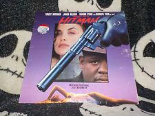 Diary of A Hitman Laserdisc LD Forest Whitaker Sharon Stone Free Ship $30 Orders