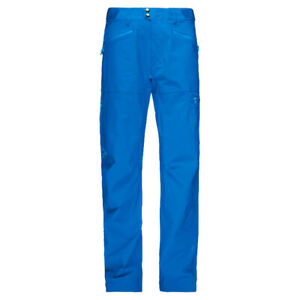 Norrona Men's Falketind Flex1 Pants | Blue or Black | 332114