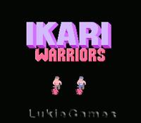 Ikari Warriors - Classic NES Nintendo Game