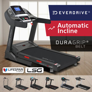 NEW Lifespan LSG Fitness Treadmills Home Gym Exercise EverDrive Electric Motor