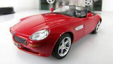 BMW Z8. Supercars. Diecast Metal model Scale 1:43. Deagostini. NEW /