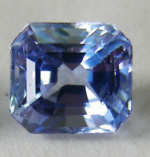 1.43ct!! SAPPHIRE NATURAL BLUE COLOUR - EXPERTLY FACETED IN GERMANY +CERTIFICATE
