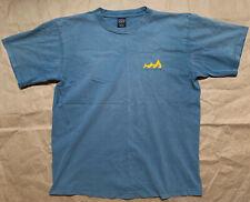 Patagonia Surfboards t-shirt, Organic Cotton, Medium, Blue