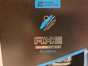 Axe Collection Alaska, 2Pack Edition, Geschenkbox