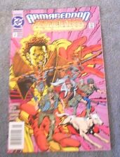DC Comics ARMAGEDDON:  Inferno  #2 -- May 1992 Comic Book  Sea of Troubles