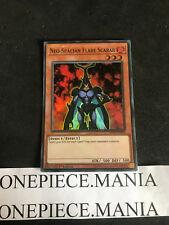 Yu-Gi-OH! Neo-Spacian Flare Scarab SHVA-EN033 SUPER (SHVA-FR033)