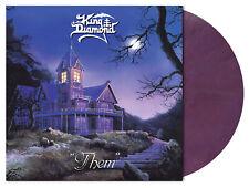 King Diamond 'Them' LP 140g Pastel Violet Marbled Vinyl - NEW & SEALED