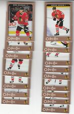 06/07 OPC Chicago Blackhawks Team Set with Rookies and Inserts - Keith +