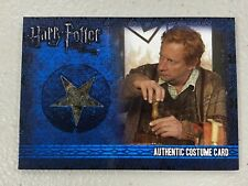 Mark Williams Arthur Weasley Harry Potter Deathly Hallows Costume Relic /180 QTY