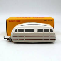Atlas 1/43 Dinky Toys 811 DAN TOYS Caravane Henon Avec Glaces Diecast  Model Car
