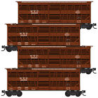 MICRO TRAINS 993 00 174 NYC DESPATCH 4 CAR RUNNER PACK - NEW