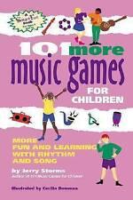 101 juegos de música más para niños: nuevo aprendizaje y diversión con ritmo y la canción (Hu