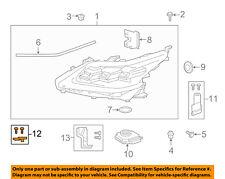 LEXUS 8119660100 GENUINE OEM REPAIR BRACKET