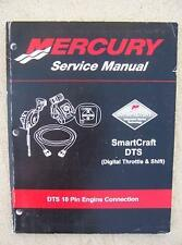 2005 Mercury Outboard Service Manual Smart Craft DTS 10 Pin Engine Connection  H