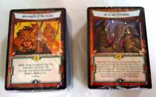 L5R CCG Lotus Edition Test of Enlightenment cards only ToE mint