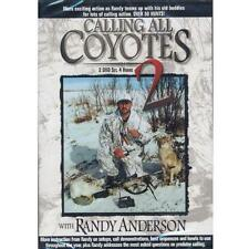 Calling All Coyotes 2 DVD