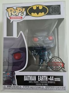 Funko Pop! DC Batman Murder Machine Exclusive! + POP PROTECTOR