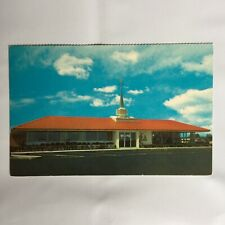 Howard Johnson's Host of the Highway Unposted Postcard