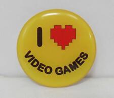 I Love Video Games - #VGA Dec. 7 on Spike TV - Pinback Button