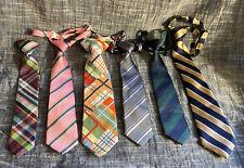 Lot of 6 Boys ties