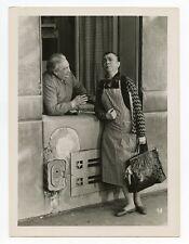 4 PHOTOGRAPHIES ARGENTIQUES ORIGINALES VERS 1935 CINÉMA 4 VINTAGE PHOTOGRAPHS