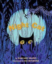 Night Cat-ExLibrary
