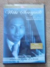 DVD & CD - Wibi Soerjadi - Pieces of a Dream  - New - R0  PAL
